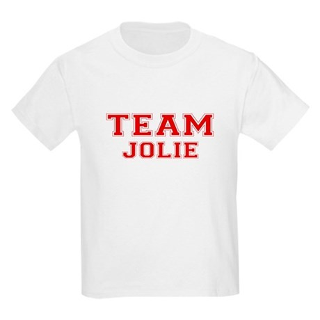 Team Jolie Kids T-Shirt
