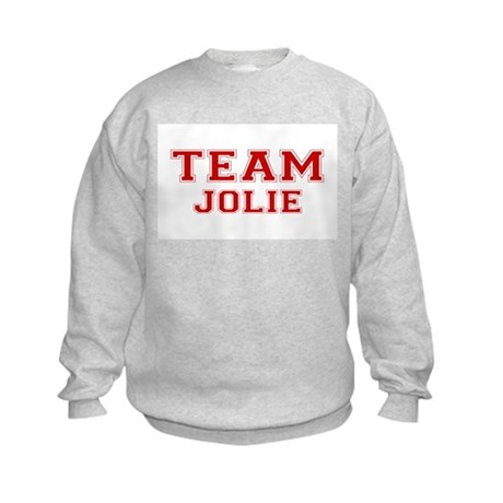 Team Jolie Kids Sweatshirt