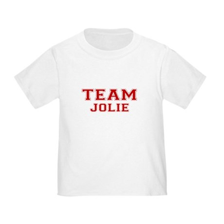 Team Jolie Toddler T-Shirt