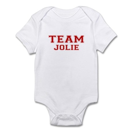 Team Jolie Infant Creeper