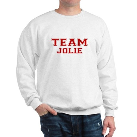 Team Jolie Sweatshirt