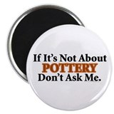 "Pottery 2.25"" Magnet (10 pack)"