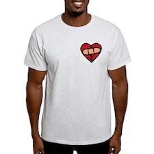 """""""I'm a Survivor!"""" Ash Grey T-Shirt"""