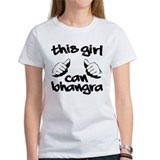 This Girl can Bhangra Tee