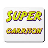 Super garrison Mousepad