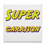 Super garrison Tile Coaster