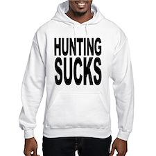 Hunting Sucks Hooded Sweatshirt