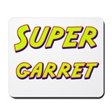 Super garret Mousepad
