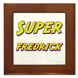 Super fredrick Framed Tile