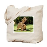 Field Spaniel 9P018D-046 Tote Bag