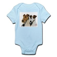 Fox Terrier 9T008D-30 Infant Bodysuit