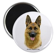 German Shepherd 9B51D-11 Magnet