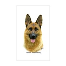 German Shepherd 9B51D-11 Decal