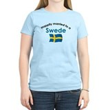 Happily Married Swede 2 T-Shirt