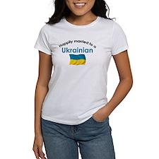 Happily Married Ukrainian 2 Tee