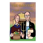 Harvest Time Postcards (Package of 8)
