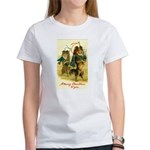 Collie Christmas Women's T-Shirt