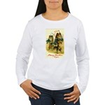 Collie Christmas Women's Long Sleeve T-Shirt