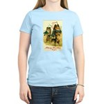 Collie Christmas Women's Light T-Shirt