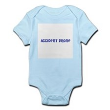 Accident prone Infant Creeper