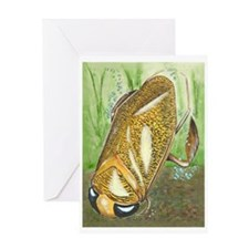 Water Boatman Products Greeting Card