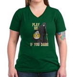 Play me if you dare 9 ball Shirt