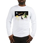 Night Flight/Manchester T Long Sleeve T-Shirt