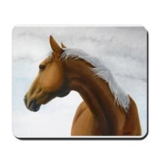 Palomino Stallion Mousepad