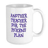 Another Teacher for the PP Mug