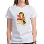Apple Bobbing Women's T-Shirt