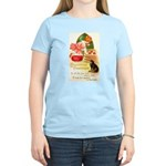 Apple Bobbing Women's Light T-Shirt