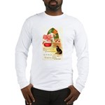 Apple Bobbing Long Sleeve T-Shirt