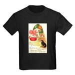 Apple Bobbing Kids Dark T-Shirt