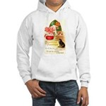 Apple Bobbing Hooded Sweatshirt