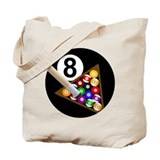 8 Ball Tote Bag