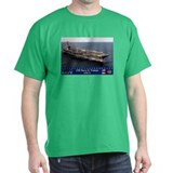 USS Harry S. Truman CVN-75 T-Shirt