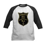 Essex County Sheriff Kids Baseball Jersey