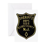 Essex County Sheriff Greeting Cards (Pk of 20)