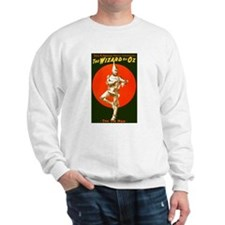 Vintage Wizard of Oz Tin Man Sweatshirt