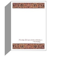 New Baby Blessings Greeting (Pk of 10)