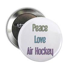 """Air Hockey Gift 2.25"""" Button"""