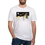 Night Flight/ JRT #1 Fitted T-Shirt