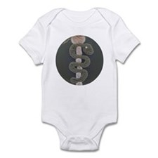 Aesculapius Staff Infant Bodysuit