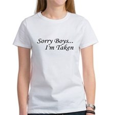 Sorry Boys...I'm Taken Tee