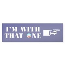 That One! Bumper Sticker (10 pk)