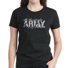 Granddaughter is my Hero ARMY Tee