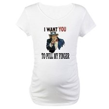 I want you to pull my finger Shirt