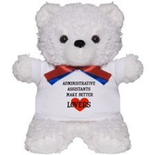 Administrative Assistants Teddy Bear