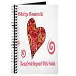 Strip Search Journal
