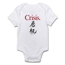 Crisis? Infant Bodysuit